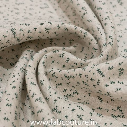Printed Linen