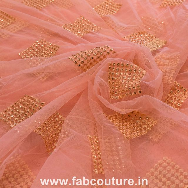 Net Embroidery