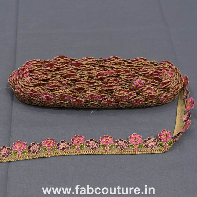 Embroidered Border