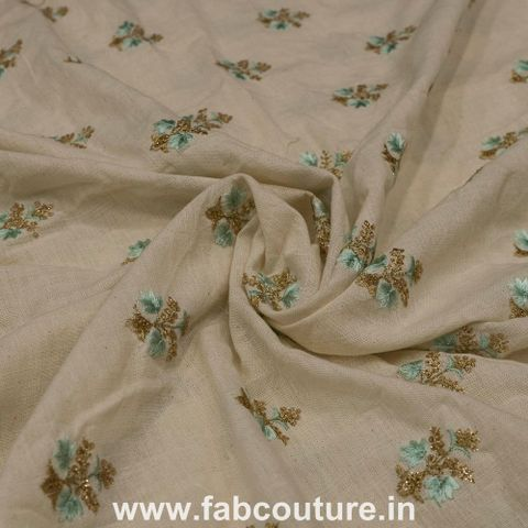 Khadi Cotton Embroidery