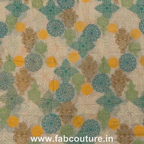 Cotton Multi embroidery