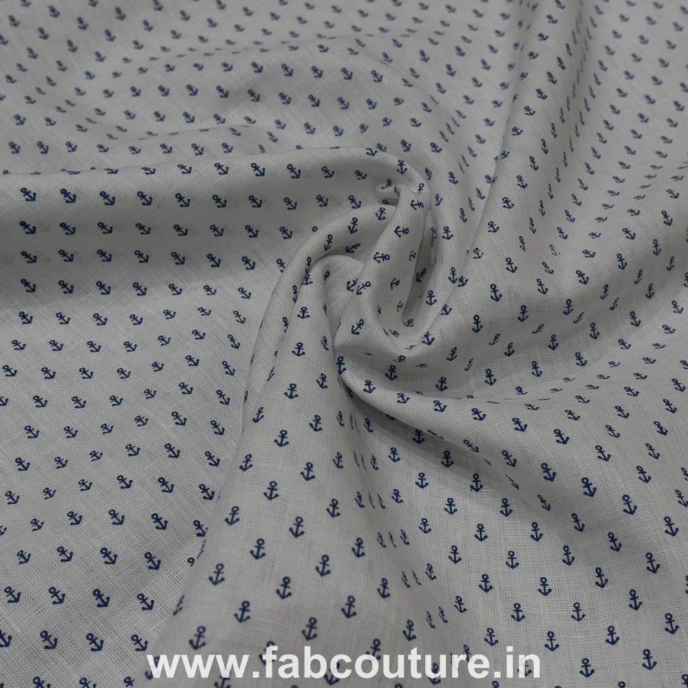 Linen print
