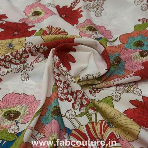 Cotton Floral Print