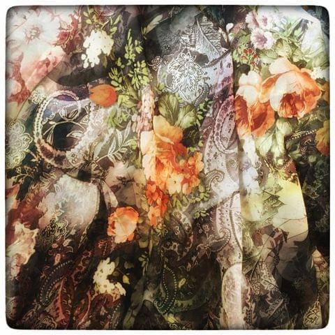 Viscose Georgette Print