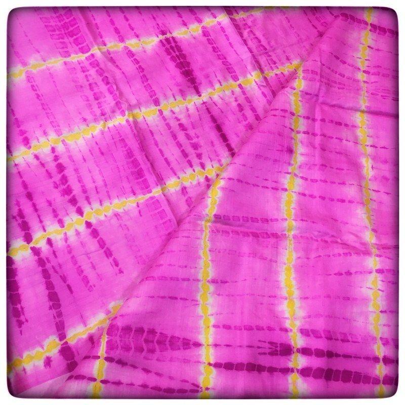 Monga Silk Tie Dye