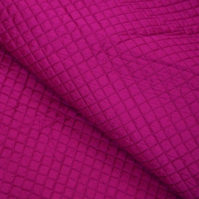 Quilted Taffeta