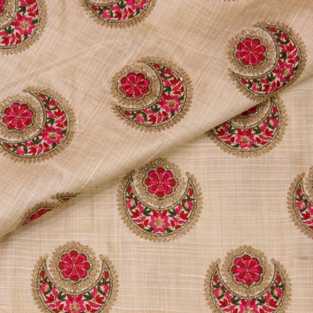 Poly Silk Embroidery