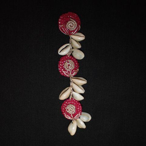 Designer Crochet Buttons