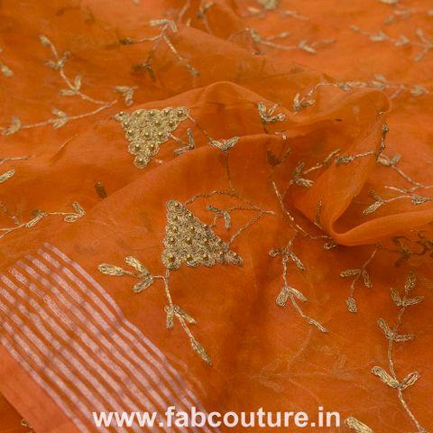 Dupaata Embroidered