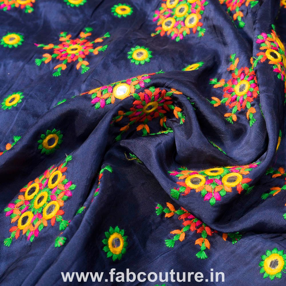 Upara Silk Embroidery