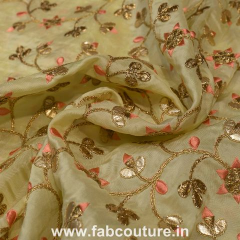 Upada Gota Embroidery