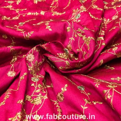 Mulberry Silk Embroidery