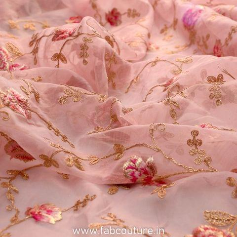 Organza Embroidery