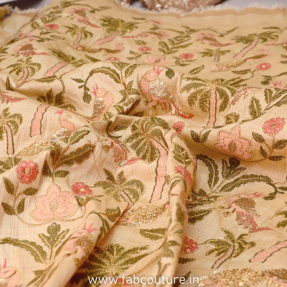 Mulburry Silk Embroidery