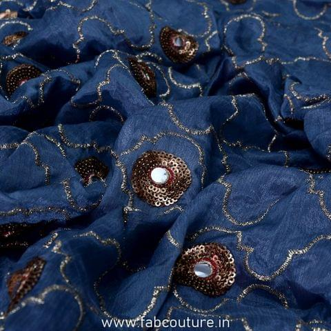 Chinon Chiffon Embroidery