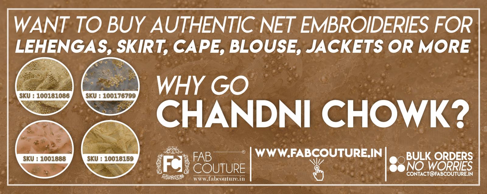Why Go Chandni Chowk?