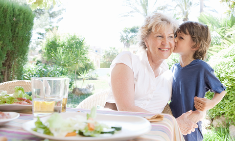 Why is it good to follow your Grandmother's Diet?