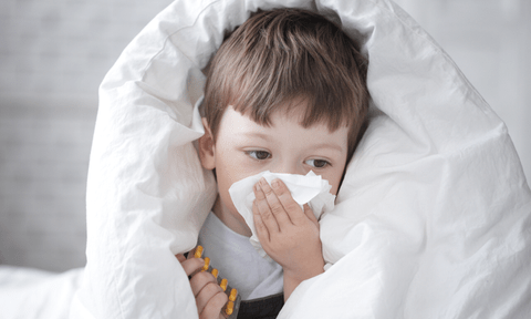 7 Ways to boost Immunity in Kids naturally
