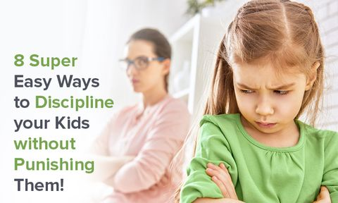 How to bring Discipline into your Kids' Life without being Harsh