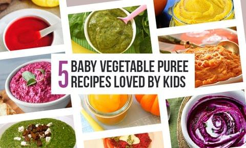 5 Easy Ways To Convert Veg Recipes Into Healthy Purees