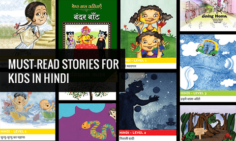 10 Best Hindi Story Books For Kids-Part II