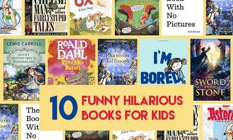 10 Hilarious Reads That Your Kids Will Surely Love