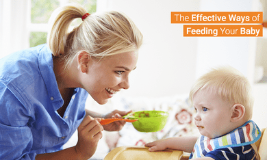 10 Best Ways to Feed Your Baby