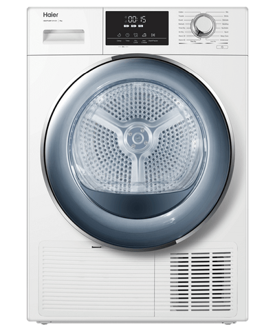 HAIER 8kg Heat Pump Clothes Dryer