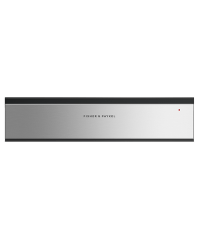 60cm Warming Drawer w/ Foodsafe - Stainless Steel