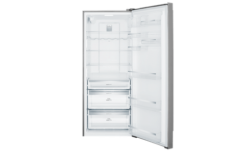 501L Vertical Fridge with Filtered Water RHH - Stainless Steel