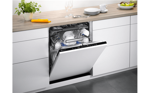 60cm Fully Integrated Dishwasher w/ 15 Place Settings