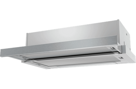 60cm Rangehood Slideout 3 Speed Dual Fan