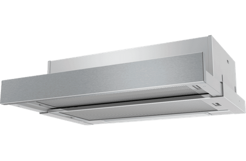 60cm Slideout Rangehood F/Recirculating