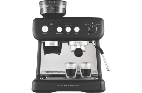 Barista Max Espresso Coffee Machine - Black