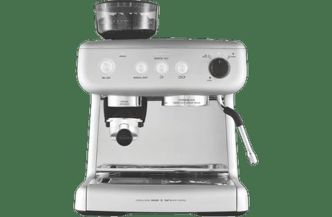 Barista Max Espresso Coffee Machine - Stainless Steel