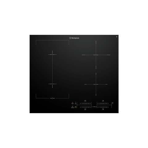 60cm FamilyFlex Induction Cooktop Touch Control