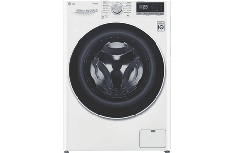 9kg Front Load Washing Machine with Steam