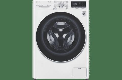 9kg/5kg Front Load Washer / Dryer Combo - White
