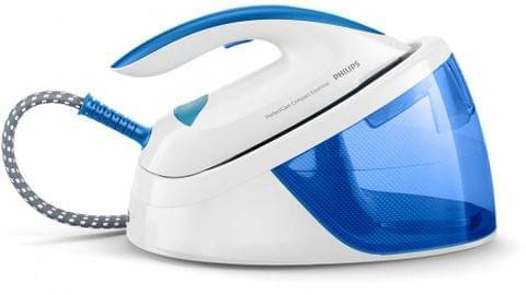 PerfectCare Compact Essential Steam Generator Iron - White/Blue