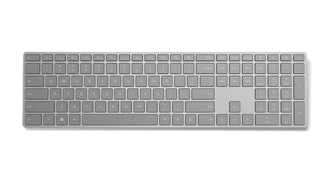 SURFACE BLUETOOTH KEYBOARD WITH FINGERPRINT READER