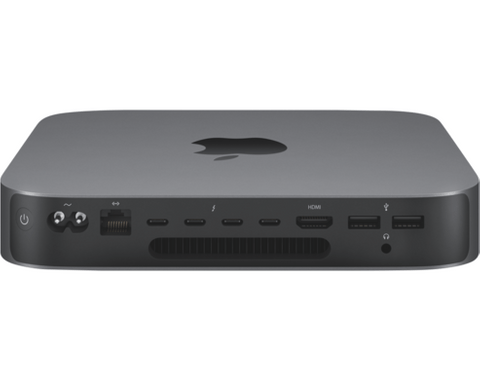 MAC MINI - SPACE GREY/3.0GHZ 6-CORE 8TH-GEN I5/8GB/512GB