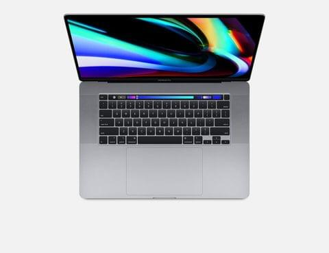 CTO MACBOOK PRO 16-INCH TOUCH BAR - SPACE GREY/2.6GHZ 6-CORE 9TH-GEN I7/16GB/512GB/4GB RADEON PRO 5500M - CRT 1011484100