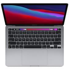 CTO MACBOOK PRO 13-INCH TOUCH BAR - SPACE GREY/M1 8-CORE CPU & 8-CORE GPU/16GB/256GB - CRT 1012045495