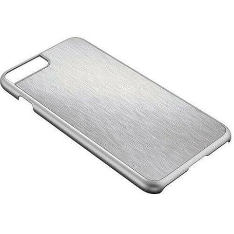 CYGNETT - UrbanShield Aluminium Inlay - iPhone 7+ / 8+ - Silver Grey