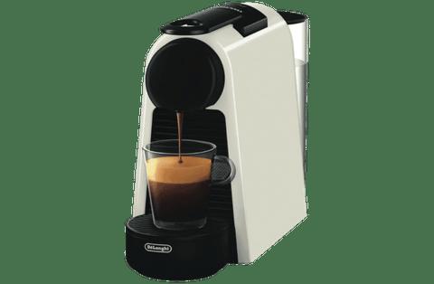 Nespresso Essenza Mini Solo Coffee Machine - White