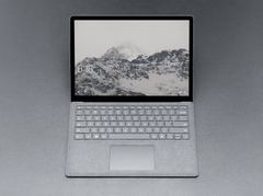 Microsoft Surface Laptop i5/8/256 Commercial SC English Platinum Australia/New Zealand 1 License