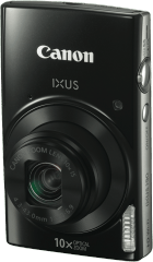 CANON IXUS190 Black Digital Still Camera
