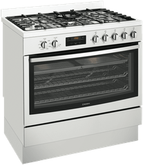 Westinghouse 90cm Dual Fuel Upright Cooker