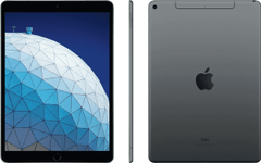 IPAD AIR 10.5-INCH WI-FI 64GB - SPACE GREY (3RD GEN)