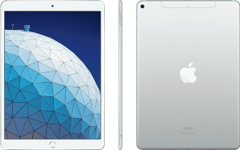 IPAD AIR 10.5-INCH WI-FI 64GB - SILVER (3RD GEN)